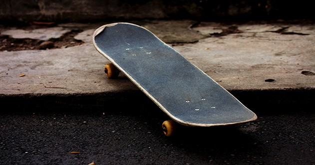 weight of skateboard
