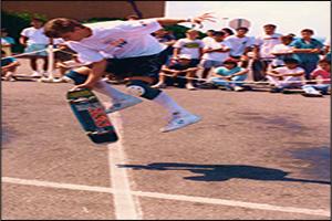 skateboarding styles